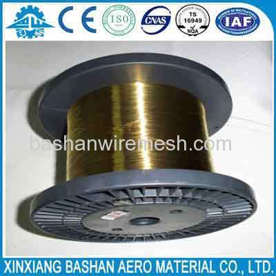 High performance edm brass wire for CNC machine
