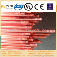 electrical system used ground rod