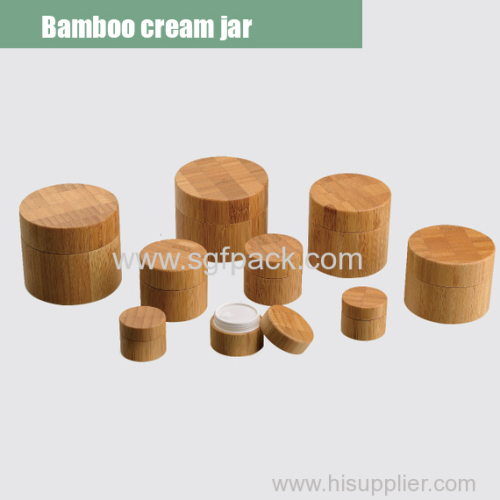 Eco-friendly bamboo container overview