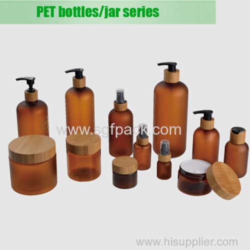 PET bottles and jars overview