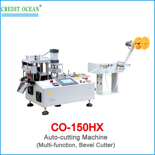 CREDIT OCEAN hot knife bag band cutting machine