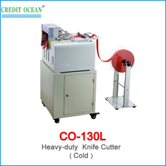 CREDIT OCEAN plastic soft tube cutting machine