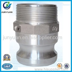 Aluminum Camlock Coupling Part F