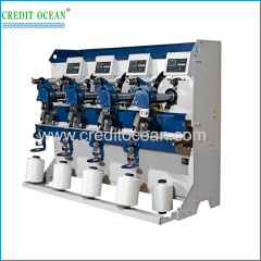 CREDIT OCEAN high speed yarn cone winder