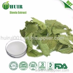 Stevia leaf extract 98% stevioside bulk powder