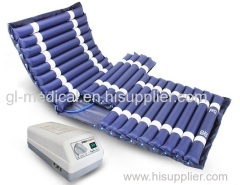 Medical anti bedsore air mattress and medical air cushion