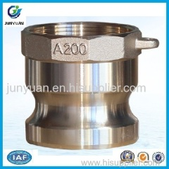 Brass Camlock Coupling part A