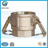Brass Camlock Coupling part D