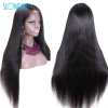 Brazilian Full Lace Human Hair Wigs Virgin Hair Silky Straight Full Lace Wig Black Women Full Lace Human Hair Wigs 13