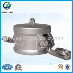 STAINLESS STEEL CAMLOCK COUPLING PART DC