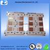 Single layer Metal core pcb with countersunk holes