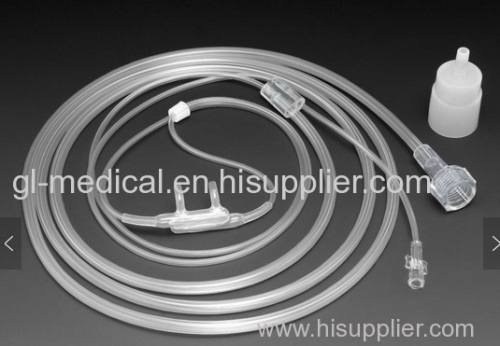 Medical consumable plastic tips&tubes Nasal oxygen cannula