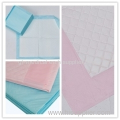 Medical consumable surgical supplies underpad