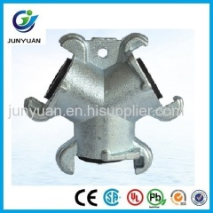 air universal 3-way coupling