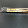 gold coating quartz tube ir heater