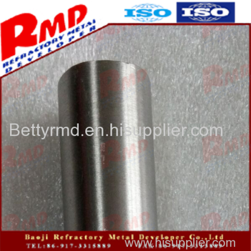 High quality 10.2g/cm3 pure molybdenum bar