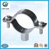 Hoop Heavy Duty Steel Pipe Hose Clamp with No Rubber