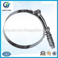 T Bolt Hose Clamp