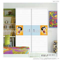 Fair price furniture wooden wardrobe design for children bedroom