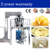 food processing industry packaging machine with combination weigher for candy chip nuts