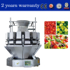 professional combination weigher for large volume products manufacture