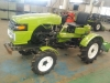 Farm Cheap Small Tractor/four-wheel with single cylinder engine Mini Tractor