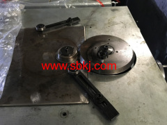 stainless steel elbow forming Making machine
