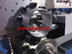 aluminum flexible duct forming machinery