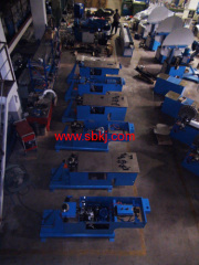 Duct Elbow Forming Machine