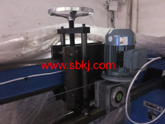 Round Duct Seam Lock Machine