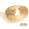 #613 micro loop hair extensions