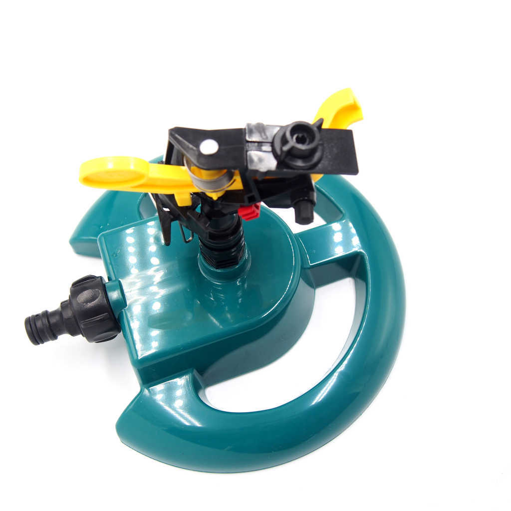 Outdoor Plastic Water Circle Spray SPrinkler