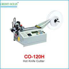 CREDIT OCEAN hot knife strip tape cutting machine