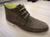 Suede lace mens ankle boots