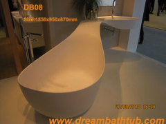 Synthetic stone bathtub | Dreambath