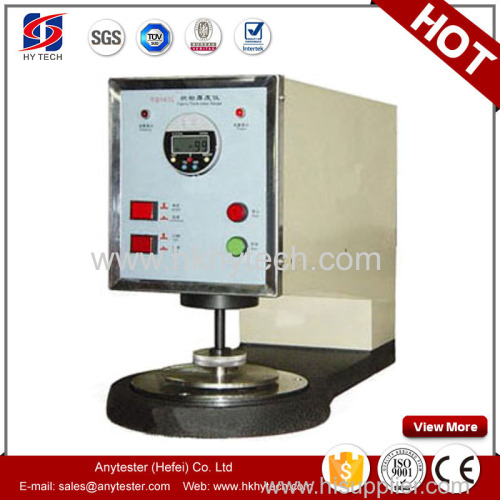 Digital Textile Thickness Tester