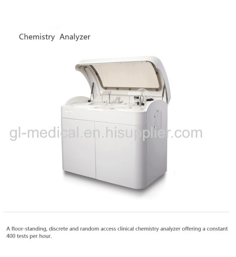 Medical hospital Diagnosis equipment clinical chemistry analyzer
