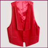 Top Quality Genuine Cotton Red Vest for men
