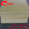Yellow Glass fibre laminate sheet insulation sheet