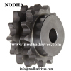 Roller chain double sprocket