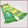 Custom Made Flag Poland Football Scarf Knitting Pattern