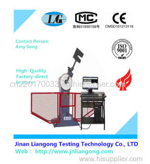 Computer Control Impact Testing Machine