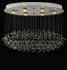 Cloud K9 Crystal Indoor Ceiling Lighting