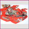 Top Quality New Fashion Design Digital Silk Scarf Printing for Lady