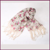 High Quality Fashion Personized Infinity Scarf Bohemia Handmade Wool Shawl