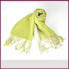 Durable Warm Soft Azo Free Bright Colored Cashmere Scarf for Kids Baby Winter Scarf