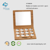 Twelve spaces large eye shadow bamboo case