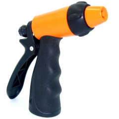 Plastic portable garden water spray nozzle