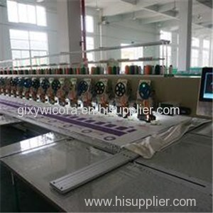 627 High Speed Computerzied Embroidery Machine For Sale