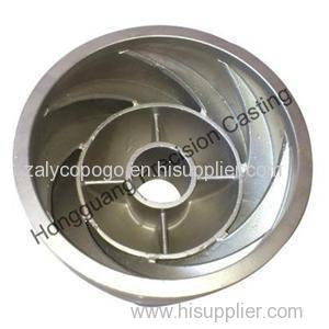 Corrosion-resistant Copper Castings Of Water Pump Impeller/pump Body